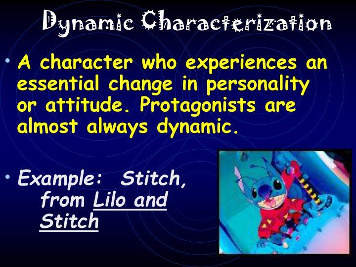 Dynamic Characterization