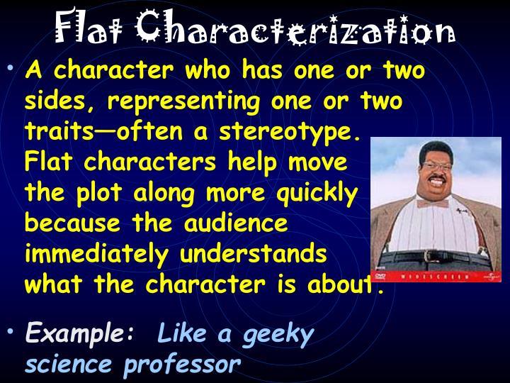 Flat Characterization