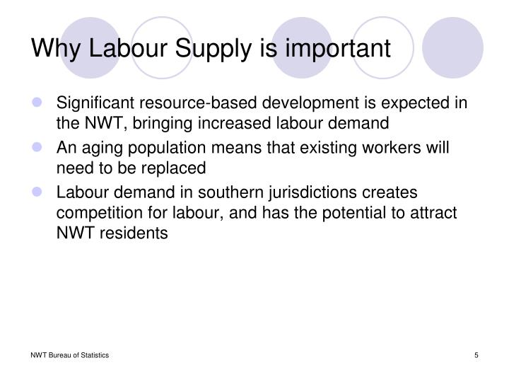 Why Labour Supply is important