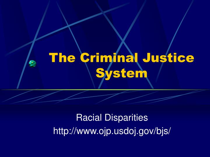 discretion in the criminal justice system
