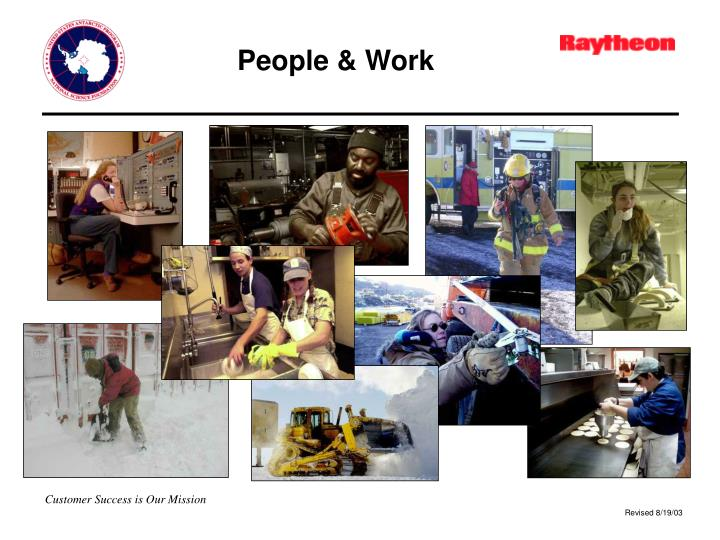 People & Work