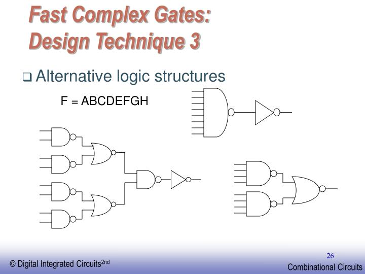 Fast Complex Gates:
