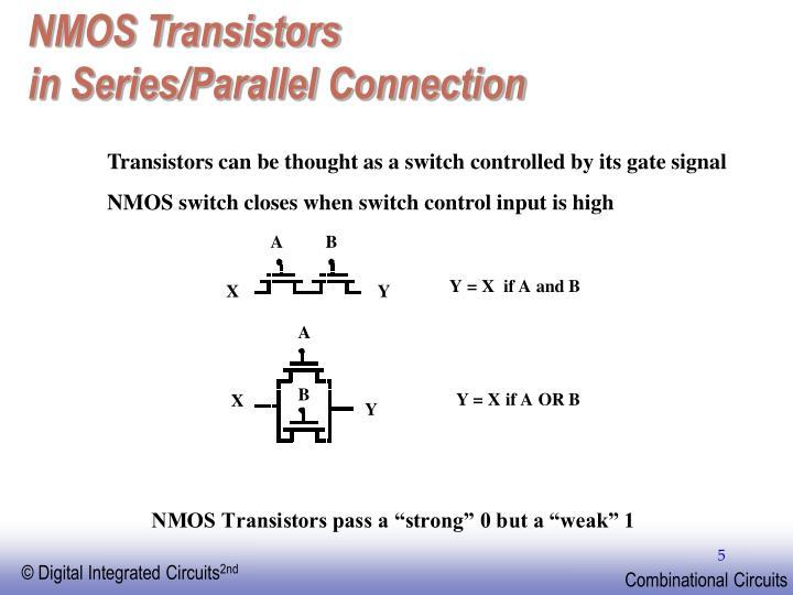 NMOS Transistors