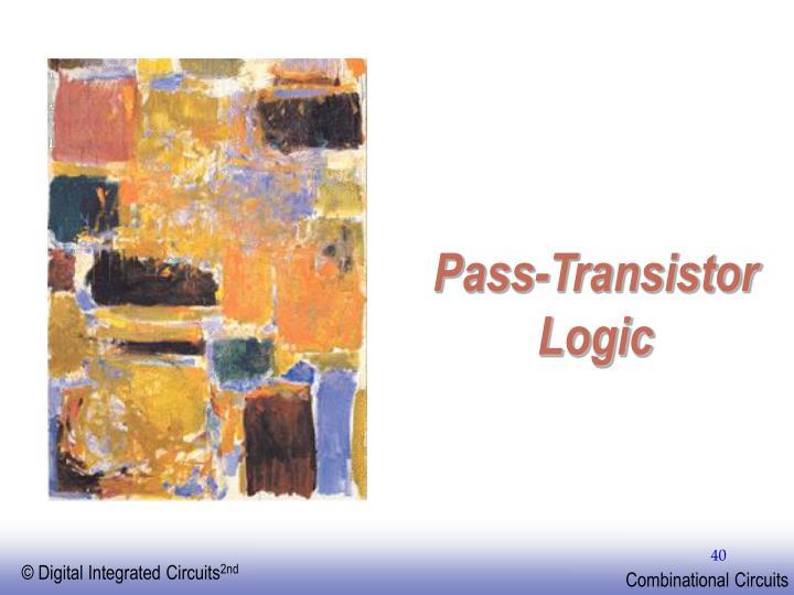 Pass-Transistor