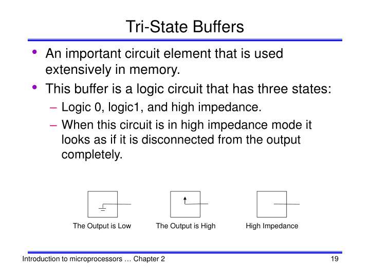 Tri-State Buffers