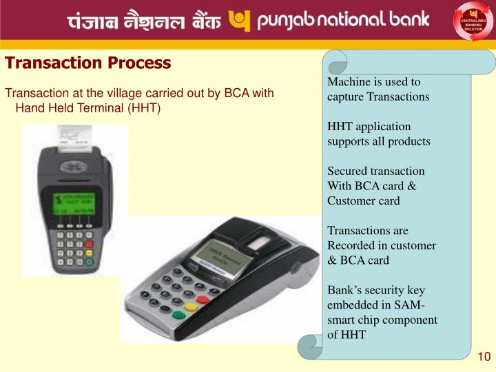 Transaction Process