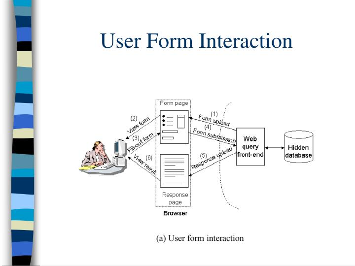 User Form Interaction