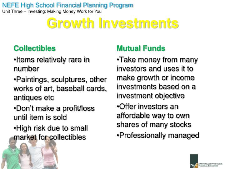 Growth Investments
