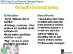 growth investments1