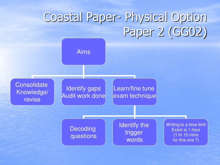 coastal paper physical option paper 2 gg02