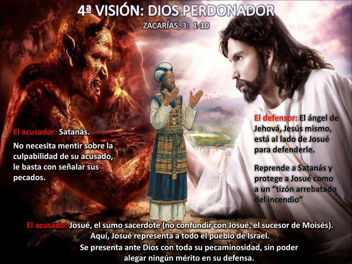 4ª VISIÓN: DIOS PERDONADOR
