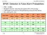 bpsk detection false alarm probabilities1