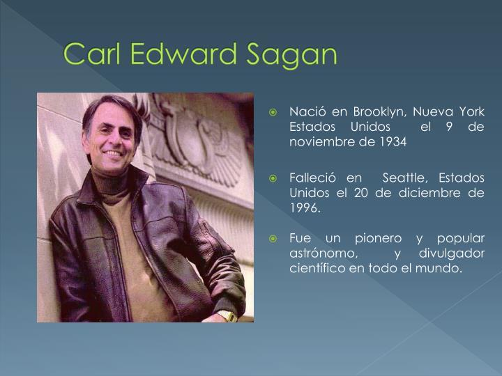 Carl Edward