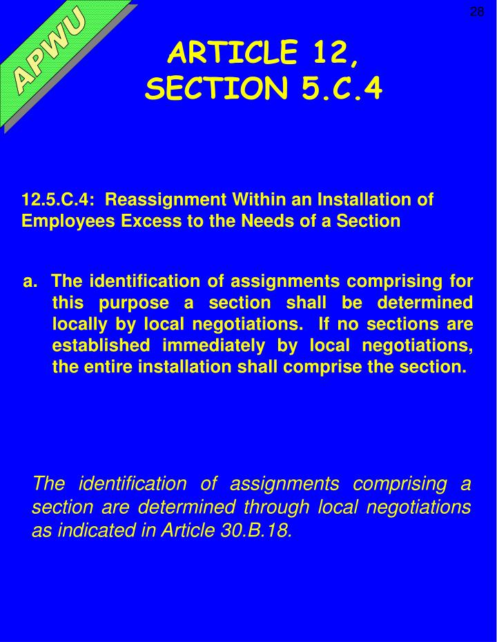 ARTICLE 12,