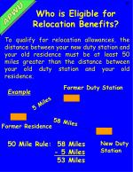 who is eligible for relocation benefits