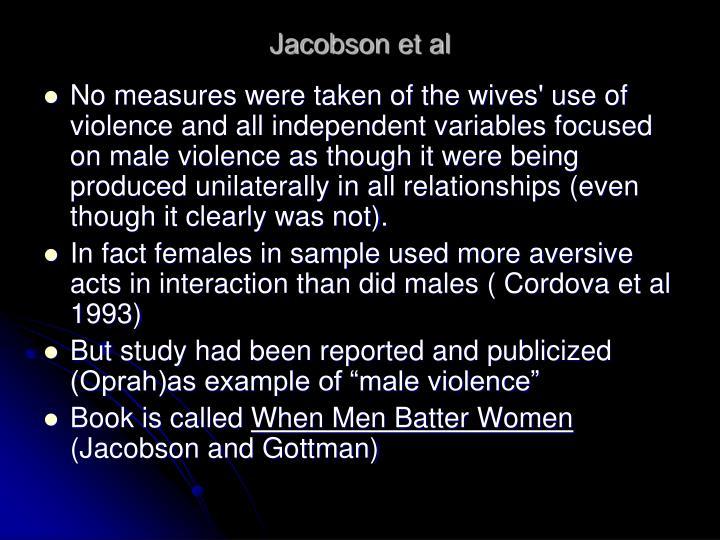 Jacobson et al