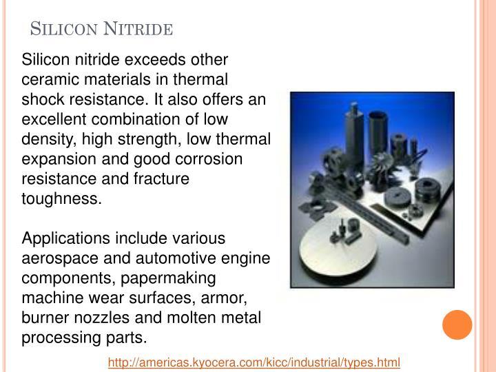 Silicon Nitride