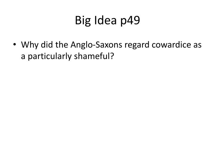 Big Idea p49