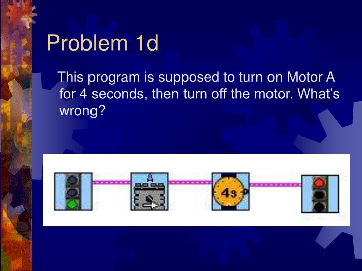 Problem 1d