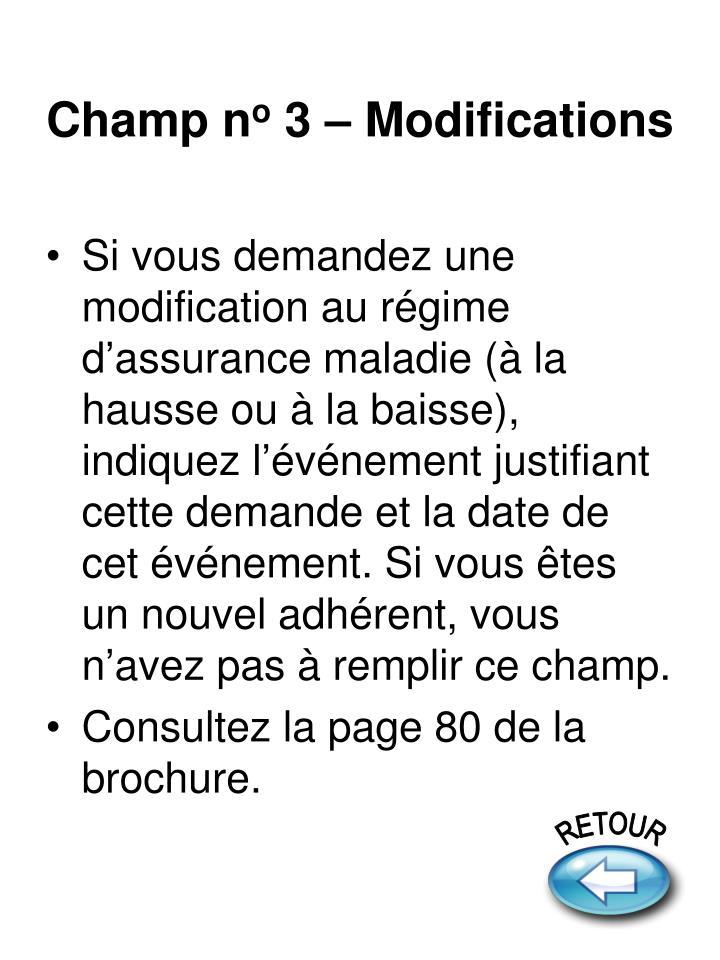 Champ n