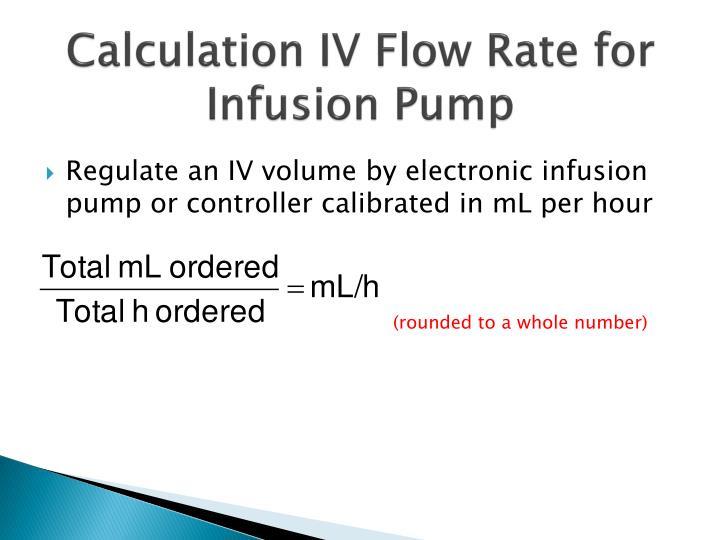 Calculation IV