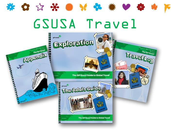 GSUSA Travel Toolkit