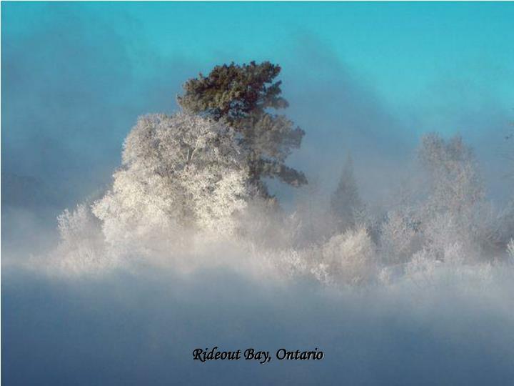 Rideout Bay, Ontario