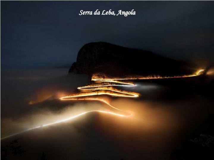 Serra da Leba, Angola