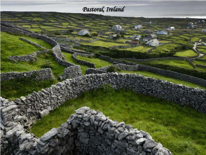 Pastoral, Ireland