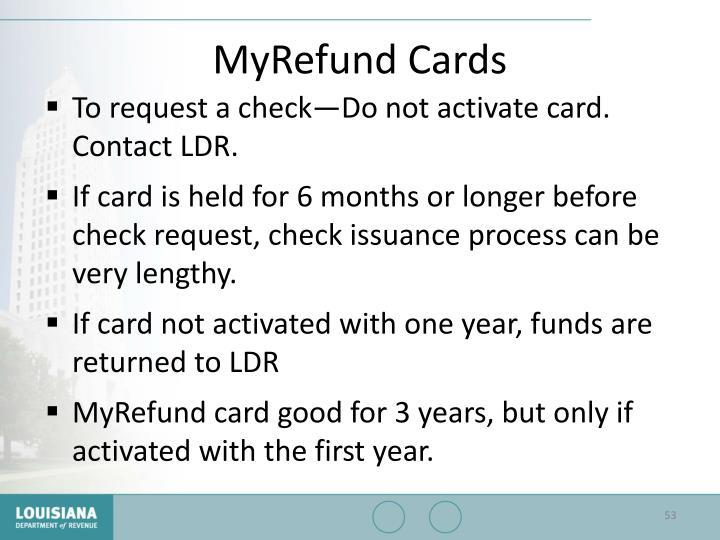 MyRefund
