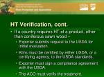 ht verification cont1