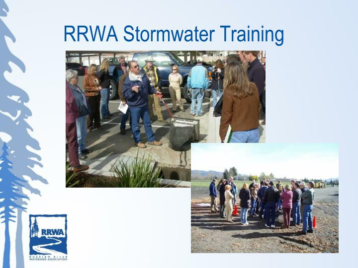 RRWA Stormwater Training