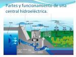 partes y funcionamiento de una central hidroel ctrica