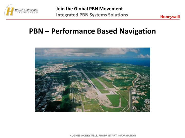Join the Global PBN Movement