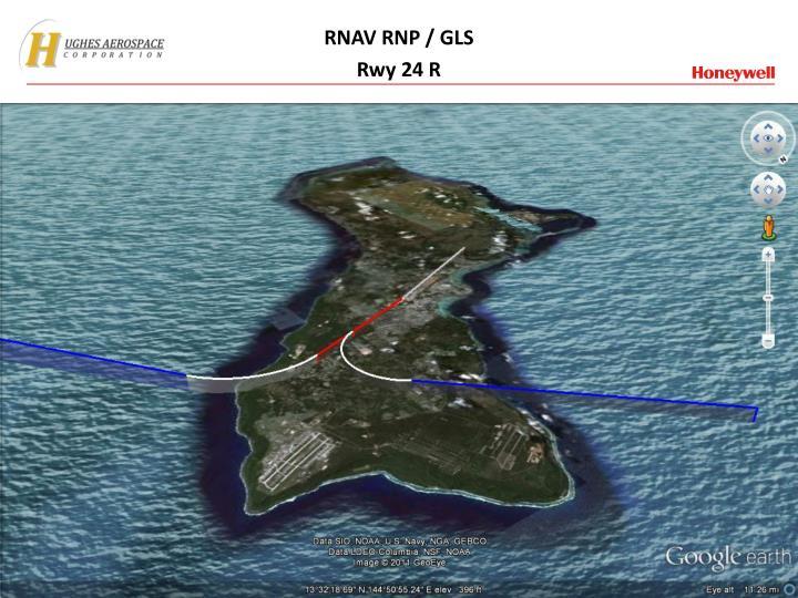 RNAV RNP / GLS