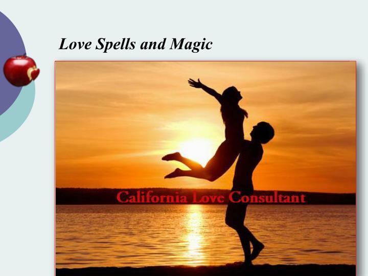 Love Spells and Magic