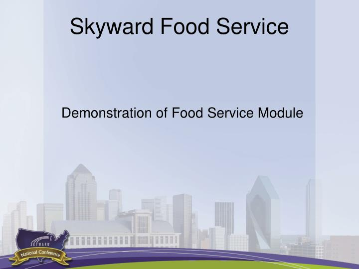 Skyward Food Service