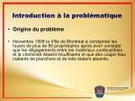 introduction la probl matique