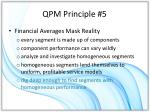 qpm principle 5