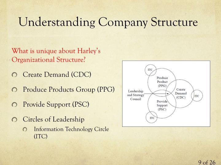 Understanding Company Structure