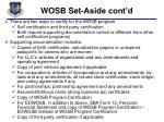 wosb set aside cont d1