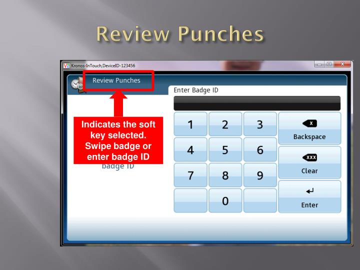 Review Punches