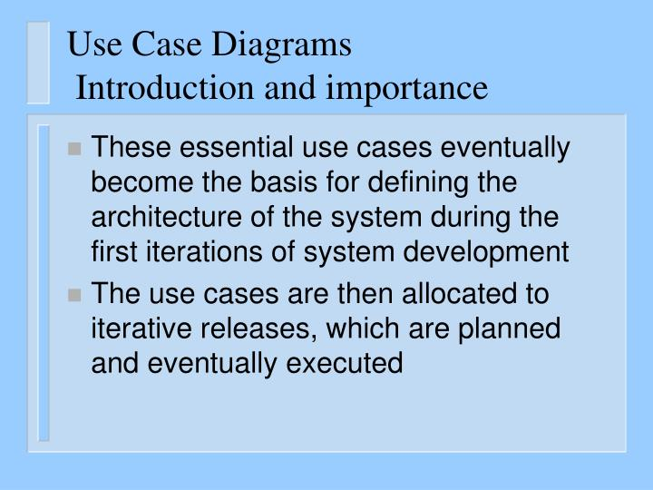 Use Case Diagrams