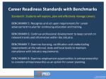 career readiness standards with benchmarks3
