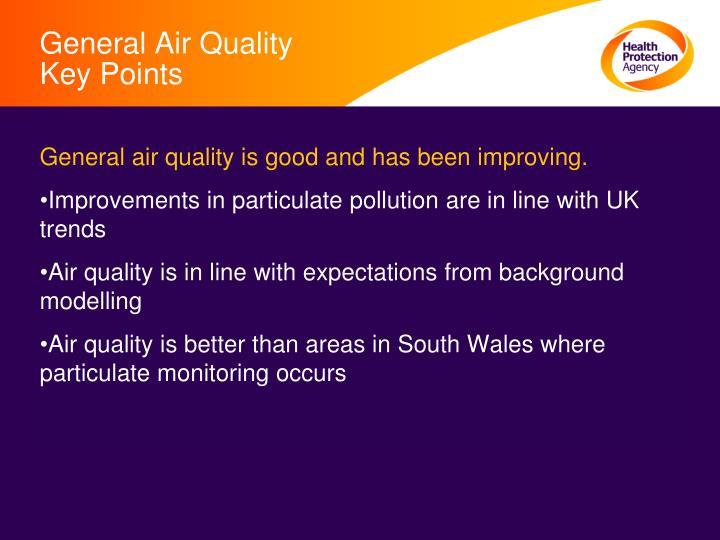 General Air Quality