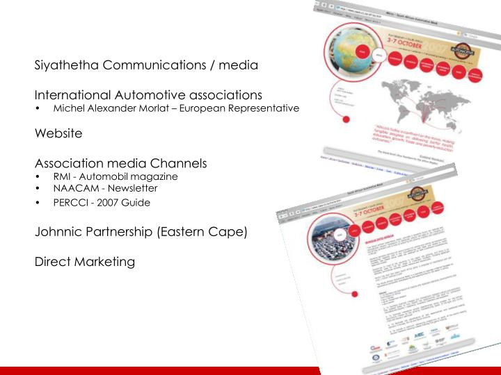Siyathetha Communications / media