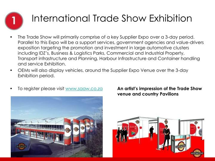 International Trade Show Exhibition