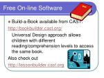 free on line software