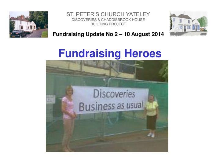 ST. PETER'S CHURCH YATELEY