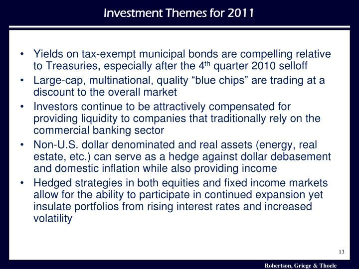 Yields on tax-exempt municipal bonds are compelling relative to Treasuries, especially after the 4